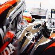 Fernando Alonso en una imagen de Japón - Laf1