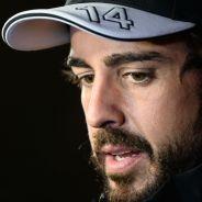 Fernando Alonso en rueda de prensa - LaF1