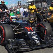 Fernando Alonso estaba con opciones de puntuar antes del accidente - LaF1