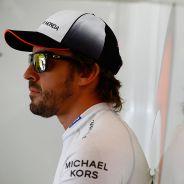 Fernando Alonso en Austria - LaF1