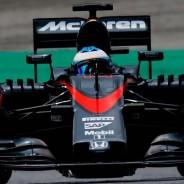Fernando Alonso, hoy en Austria - laF1