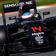 Fernando Alonso en Barcelona - laF1