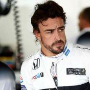Fernando Alonso en una imagen de Bélgica - laF1