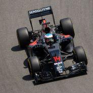 Alonso saldrá desde el último lugar en parrilla en Bélgica - LaF1
