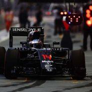 Alonso espera luchar por posiciones más importantes en 2017 - LaF1