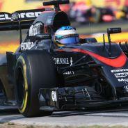 Fernando Alonso, hoy en Hungría - LaF1