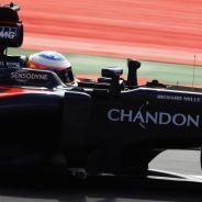 Fernando Alonso en una imagen de archivo de Austria - LaF1