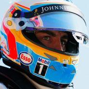 Fernando Alonso en el pasado Gran Premio de Bélgica - LaF1