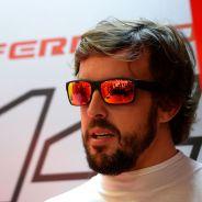 Fernando Alonso en el pasado Gran Premio de Rusia - LaF1