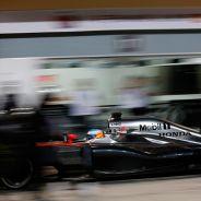 Fernando Alonso en el pasado Gran Premio de Baréin - LaF1