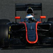 Fernando Alonso en Barcelona- LaF1