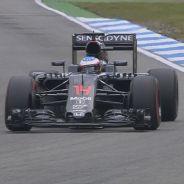 Alonso en Alemania - laF1