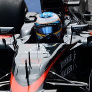 Fernando Alonso en el Gran Premio de Gran Bretaña - laF1