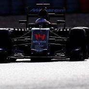 Fernando Alonso en el Circuit de Barcelona-Catalunya - LaF1