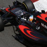 Fernando Alonso con el McLaren en Mónaco - LaF1