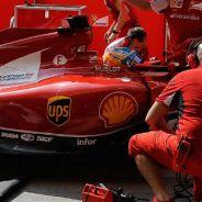 """Alonso cree que """"algunos días más de pruebas habrían sido útiles"""""""