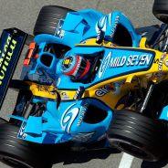 Fernando Alonso en Montmeló 2005 - laF1