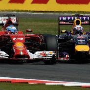 Fernando Alonso y Sebastian Vettel, en paralelo - LaF1