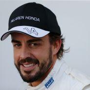 Fernando Alonso antes de disputar el GP de Malasia - LaF1