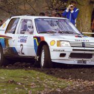 Ari Vatanen regresa al Rally de Gales con un 205 T16 Rally del Grupo B - SoyMotor.com