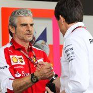 Ecclestone piensa que Ferrari y Mercedes colaboraron para favorecer sus intereses - LaF1
