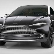 El Aston Martin DBX Concept es un ejemplo de la filosofía de diseño de la marca - SoyMotor