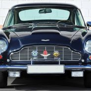 Aston Martin DB5, el coche de James Bond - SoyMotor