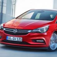 El Opel Astra 2016 es más ligero y compacto -SoyMotor