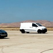 Mercedes Vito vs BMW i8 vs Dodge Viper - SoyMotor