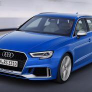 El nuevo Audi RS3 Sportback presenta vías más anchas y líneas más angulosas - SoyMotor
