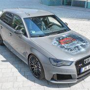 Este Audi RS3 es un one-off muy interesante - SoyMotor
