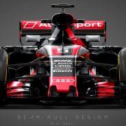 Diseño conceptual de Sean Bull - SoyMotor