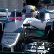 Hamilton supera a Rosberg por tres décimas en los Libres 1 de Austin