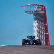 Nico Rosberg, ayer en Austin - LaF1