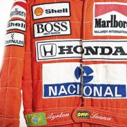 Se subastan los monos de Ayrton Senna y Jim Clark