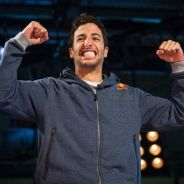 Daniel Ricciardo en Top Gear - LaF1