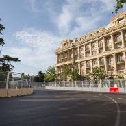 Curva 10 del circuito urbano de Bakú - LaF1