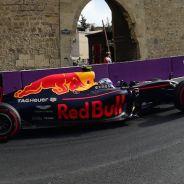 Max verstappen en Bakú - LaF1