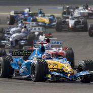 Neumáticos Michelin en el GP de Baréin 2005 - LaF1.es