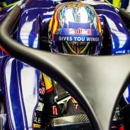 Carlos Sainz, con el halo en Spa - LaF1