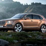 Bentley ha conseguido dotar al Bentayga de una imagen que no difiere en exceso de sus modelos habituales - SoyMotor