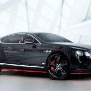 Casi cualquier detalle y color le sienta bien al Bentley Continental GT - SoyMotor