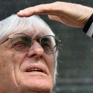 Bernie Ecclestone en el Gran Premio de Bélgica de 2013 - LaF1