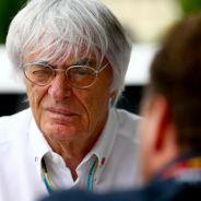 Bernie Ecclestone era partidario de incluso hacer clasificaciones por sorteo - LaF1