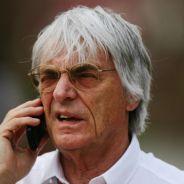 Bernie Ecclestone, molesto con la actitud de los pilotos - LaF1