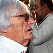 Bernie Ecclestone junto a Sebastian Vettel - LaF1
