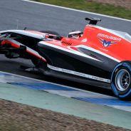 Jules Bianchi en los test de Jerez - LaF1