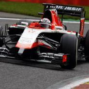 Jules Bianchi con el Marussia - LaF1