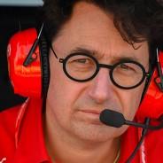 """Gené: """"La presión en Ferrari es menor con Binotto"""" - SoyMotor.com"""