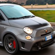 Abarth 695 Biposto, radical y exclusivo -SoyMotor